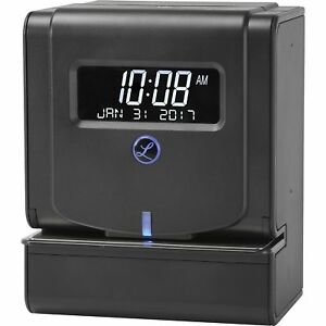 Lathem Time Clock Thermal Print 6 wx8 lx9 3 4 h Black 2100hd