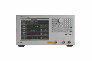Keysight Premium Used E4982a Lcr Meter 1 Mhz To 3 Ghz agilent