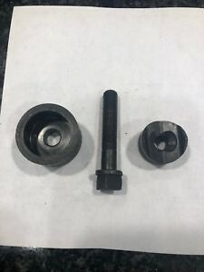Greenlee 730 1 Radio Chassis Punch 5003986 And 5003987