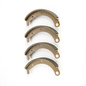 Front Brake Shoes For 1936 To 1942 Plymouth And 1936 To 1947 Dodge Truck 1 2 Ton