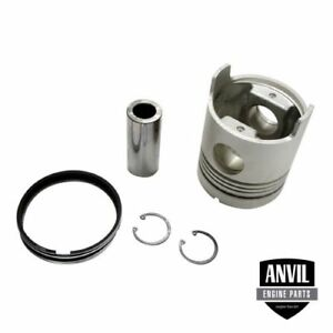 Piston Kit 30 Oversize For Ford New Holland Tractor B1152 D4nn6108r