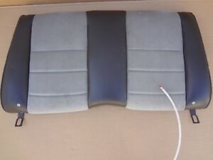 2003 2004 Mustang Svt Cobra 4 6 Convertible Gray Rear Seat Top Sku Tt197