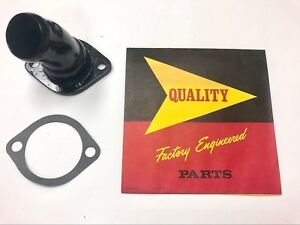 1955 1956 Chrysler Hemi Thermostat Housing And Gasket Imperial New Yorker 300