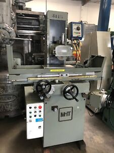 Mitsui 8 X 18 Hydraulic Surface Grinder Incremental Downfeed Msg250h