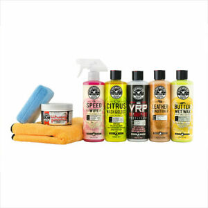 Chemical Guys Hol800 The Best Detailing Kit 8 Items