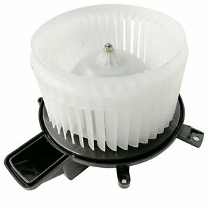 Front A C Ac Heater Blower Motor With Fan Cage For Chrysler Jeep Dodge Durango