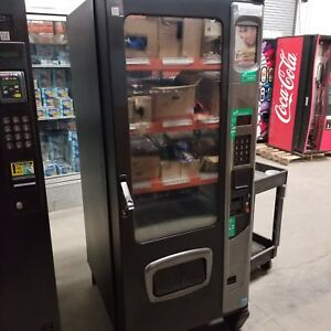 Usi Alpine Vt5000 Snack Beverage Food Combination Vending Machine
