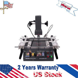 New Infrared Bga Soldering Rework Station Ir6500 Fit Xbox360 Ps3 Chip Welding