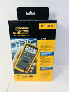 Brand New Sealed Fluke 87v Fast Shipping
