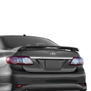 Primered Factory Style Spoiler Fits 2009 2010 2011 2012 2013 Toyota Corolla