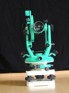 15 Transit Theodolite Surveyors Vintage Surveying Instrument Watt Pattern