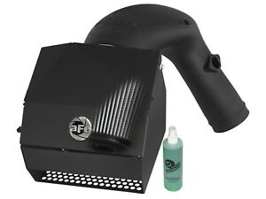 Afe Diesel Elite Stage 2 Cold Air Intake 2013 2018 Ram Diesel Trucks L6 6 7l
