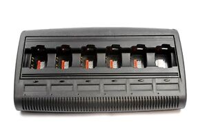 Motorola Impres 6 Bay Charger Wpln4197a