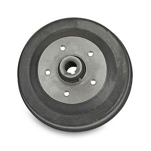 1952 1953 1954 Plymouth Brand New Rear Brake Drum With Hub Left Hand Thread