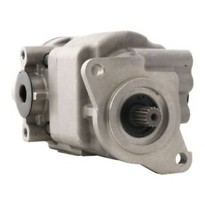 New Hydraulic Pump For Kubota L3940dt L3940dt3 L3940gst Mx5800h Tc050 36400