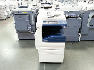Xerox Workcentre 5325 Black White Multifunction Copier