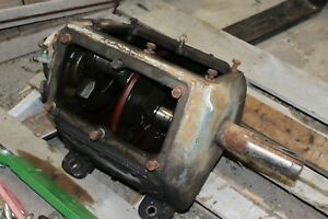 Kellogg American 462 Crankcase And Crank Shaft