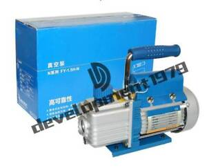 New Fy 1 5h n High Precision Vacuum Pump 220v For Evacuating Cooling