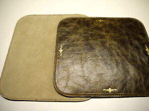 Leather Mouse Pad Unique Made In Usa