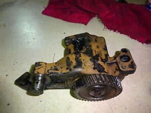 Caterpillar 8n8635 3306 Oil Pump Turbo Diesel Engine Cat