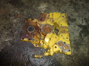 Caterpillar 9n5796 3208 Diesel Engine Front Timing Cover Housing Cat
