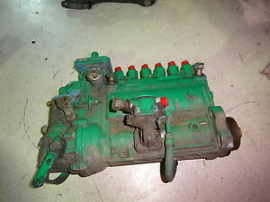 Deutz Bf6l913 Turbo Diesel Engine Fuel Injection Pump F6l913 415126539