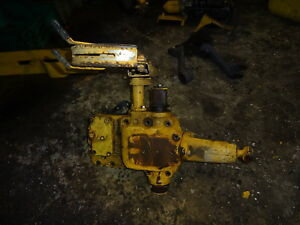 New Holland 545d 3 Point Top Cover Hydraulic Tractor 545 d 445c 445d 545c Ford