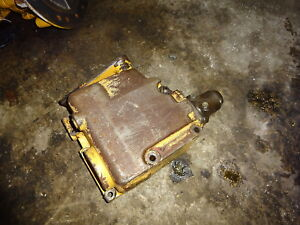 New Holland 545d Mfwd Transfer Case 4wd Tractor 545 d 445c 445d 545c Ford