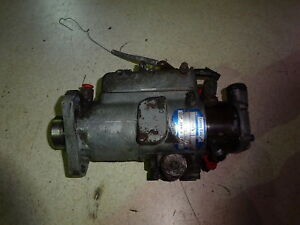 Perkins 4 236 Fuel Injection Pump 3249f360 Diesel Engine 4 236 Bobcat Vermeer