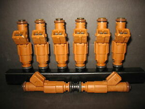 1985 1992 Gm Chevy Tpi Tune Port Injection 30lb Set Of 8 Bosch Fuel Injectors