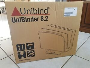 Unibinder 8 2 Thermal Binding System By Unibind Bind Soft Hard Cover Reports
