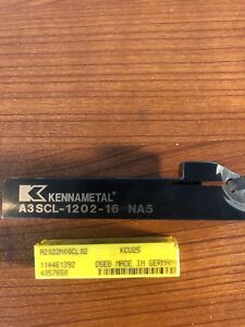 Kennametal Part Off Tool W Inserts