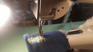 Used Consew 207 darning mending Sewing Machine