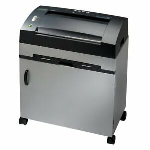 Royal 1610x Commercial Heavy Duty Confetti Cut Paper Card Shredder 16 New