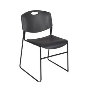 Zeng Stack Chair Black