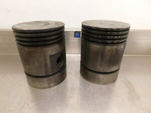 John Deere Styled D Tractor 090 Over Pistons D1172r 13257