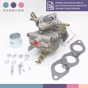 Zenith Style Replacement Carburetor For Massey Ferguson 12522 181643m1 181644m91