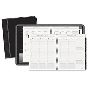 At a glance Columnar Executive Weekly monthly Appointment Book Zipper 8 1 4 X 10