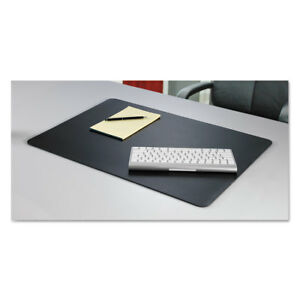 Artistic Rhinolin Ii Desk Pad With Microban 36 X 24 Black Lt812ms