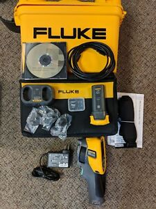 Fluke Tis75 Ir Infrared Industrial Thermal Imager Imaging Camera Calibrated