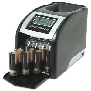Royal Sovereign Fast Sort Fs 44p Digital Coin Sorter Pennies Through Quarters