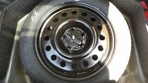 15 16 17 18 Ford Edge 17x4 Compact Spare Wheel With Tire Only 10040