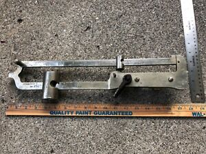 Fairbanks Beam Weight Antique Grain Scale 250lbs Vintage Steam Punk Doctor Decor