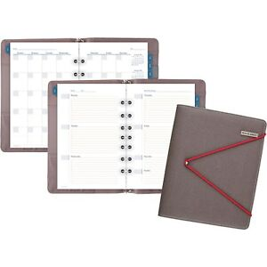 At a glance Planner Starter Set Undated 5 1 2 x8 1 2 Page Size Multi