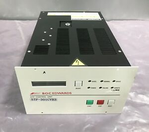 Boc Edwards Stp 301cvb3 Turbomolecular Pump Control Unit