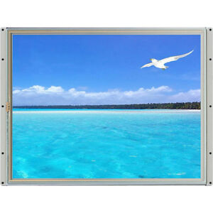 15 Inch 1024 768 Lcd Display Touch Screen Serial Screen