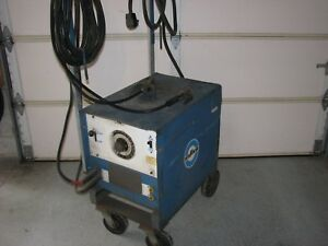 Miller Stick Welder Dialarc 250 Amp Ac dc Arc Weld Welding Machine 220vac 1phase