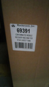 New Mastercool 69391 R1234yf Spark Free Contaminated Ac Recovery System