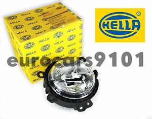 New Mini Cooper Hella Left Fog Light Assembly 1n1011748 031 63177329171