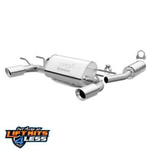 Magnaflow 16668 2 5 Street Series Per Exhaust Sys For 2006 14 Mazda Mx 5 Miata